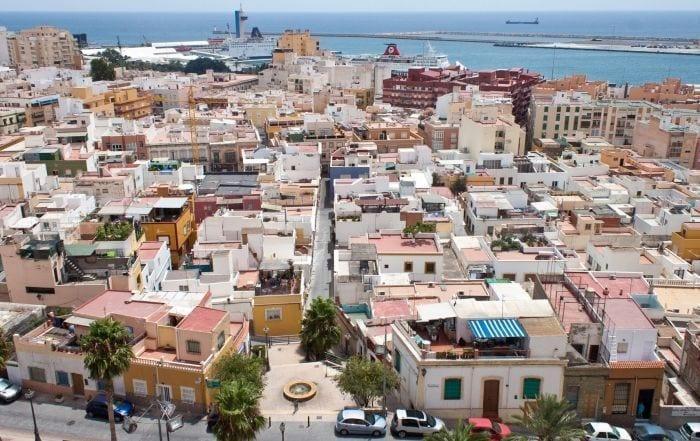 Alquiler de guardamuebles al mejor precio en Almeria