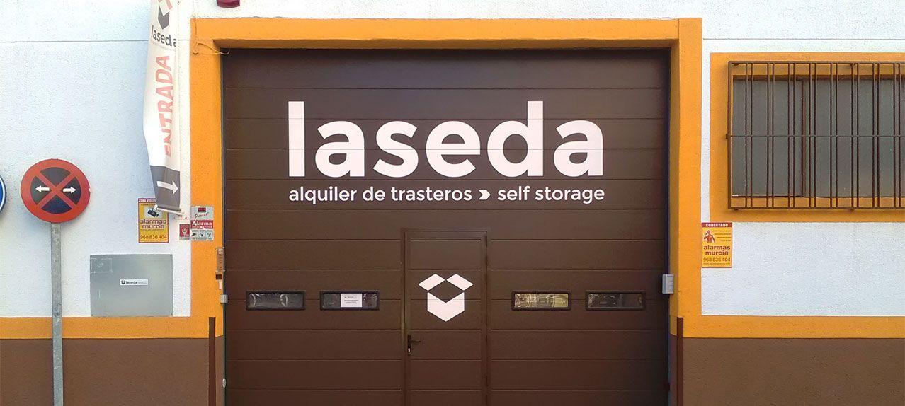 Trasteros en Murcia & Self Storage desde 1,80€/día | La Seda