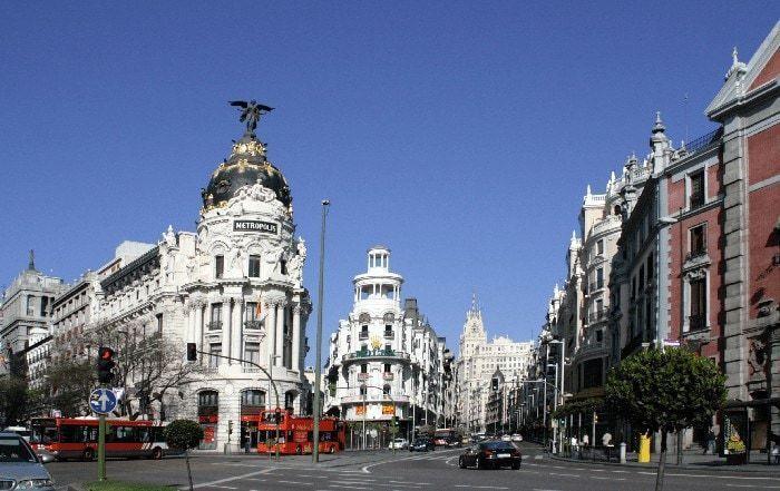 EMPRESA DE MUDANZAS INTERNACIONAL EN MADRID