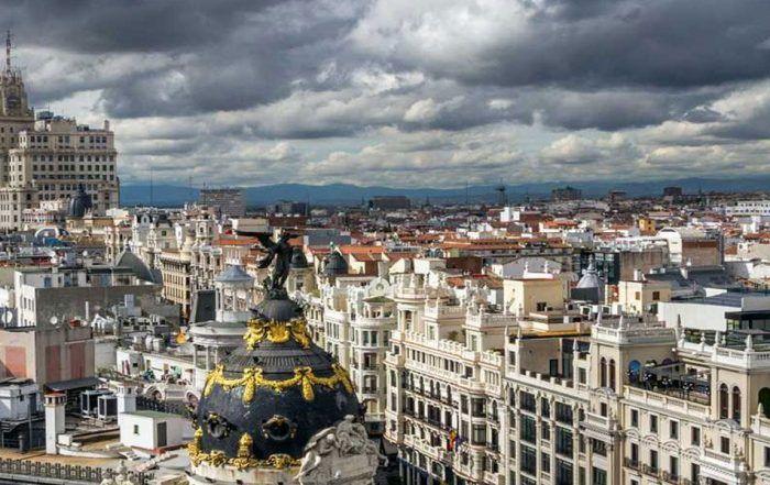 EMPRESAS DE MUDANZAS INTERNACIONALES EN MADRID