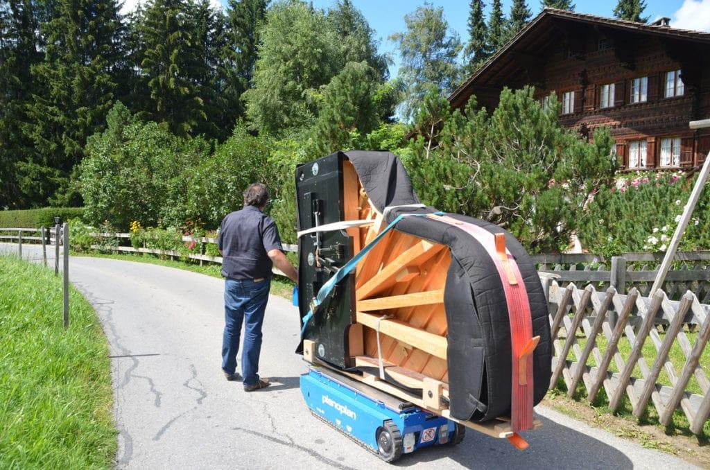 Pianoplan transporte traslado pianos