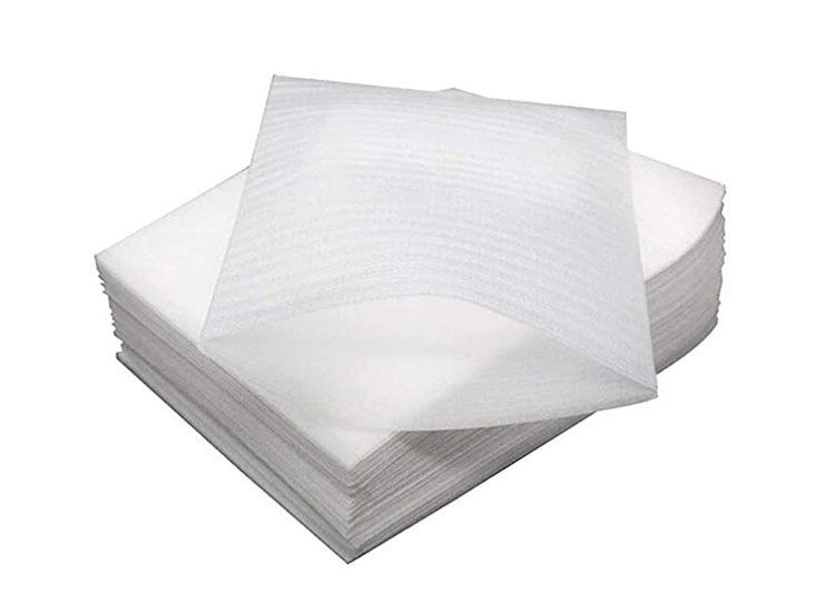 200 Piezas Plástico de burbujas, Espuma de Embalaje, Bolsas de espuma acolchadas para Proteger Platos Vasos Porcelana Artículos Frágiles